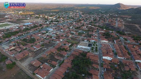Banabuiú Ceará fonte: www.banabuiu.ce.gov.br